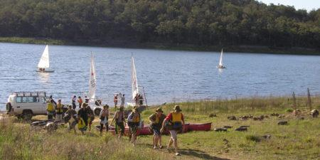 camp cooby sailing