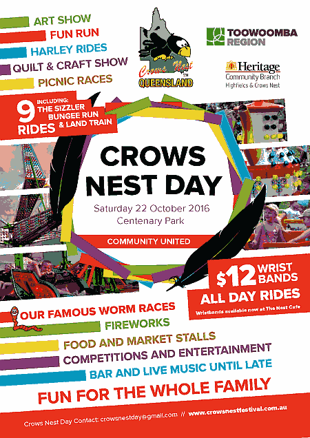 Crows Nest Day Poster 1w